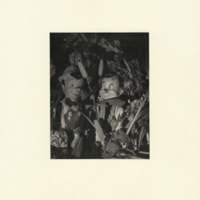 Jim Dine, Untitled (Pinocchio), 2005