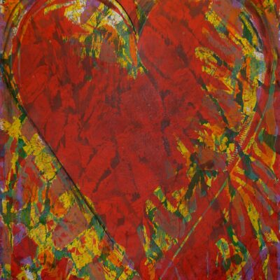 Jim Dine, The New Building, 2013