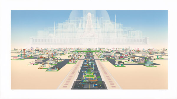 Benjamin Edwards, Automatic City, 2006