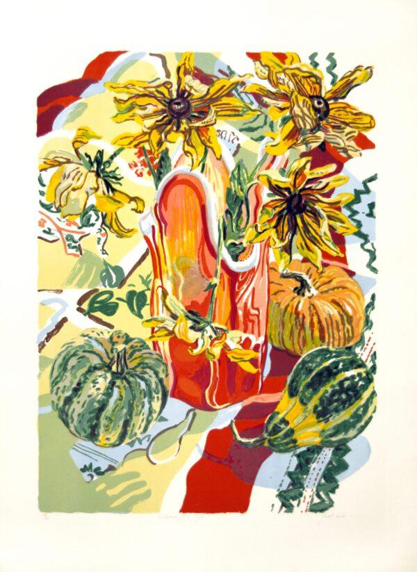 Janet Fish, Autumn Still Life, 1992