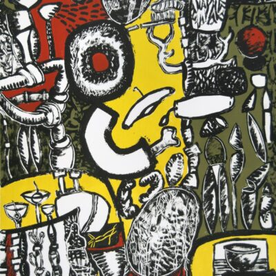 Gronk, Cocktail I, 1994