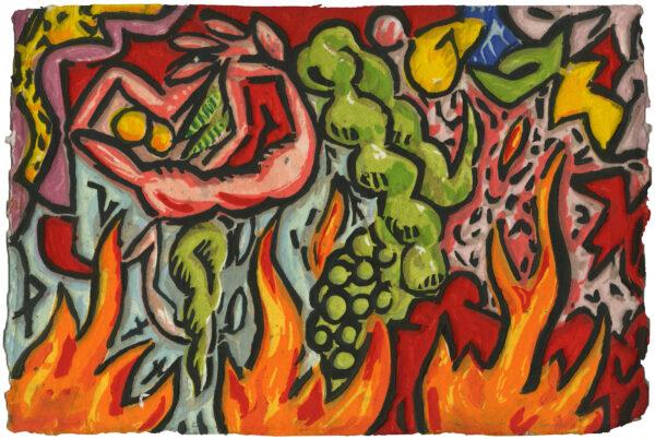 Gronk, Flip Side, 1997