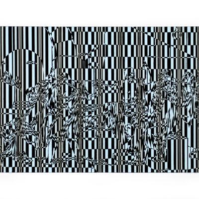 David Klamen, Untitled (DK01 602), 2001