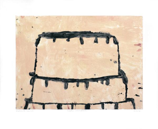 Gary Komarin, Cake Stacked (GK00 607.24), 2000