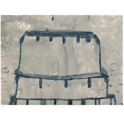 Gary Komarin, Cake Stacked (GK00 607.26), 2000