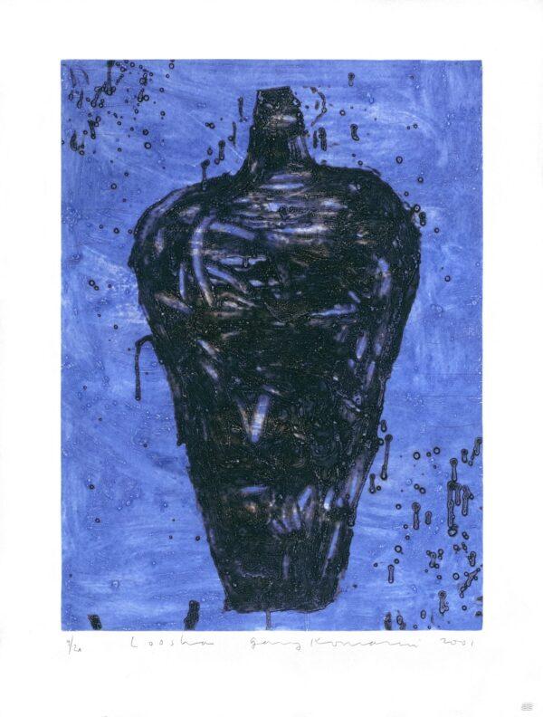 Gary Komarin, Loosha (GK00 613), 2000