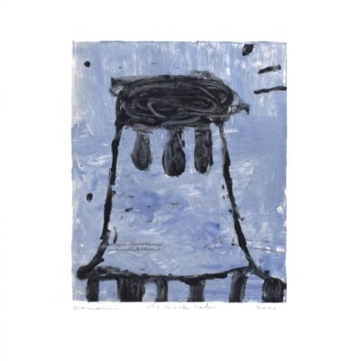 Gary Komarin, The Black Cake (GK00 607.33), 2000