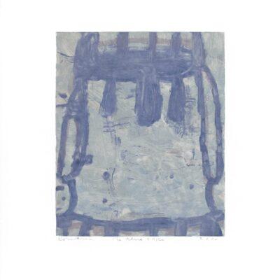 Gary Komarin, The Blue Cake (GK00 607.32), 2000
