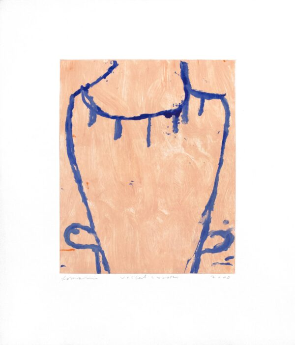 Gary Komarin, Vessel Luxor (GK00 607.39), 2000