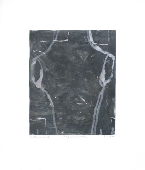 Gary Komarin, Vessel Luxor (GK00 607.40), 2000