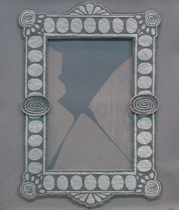 José Lerma, Broken Mirror at the Rose Tavern, 2011