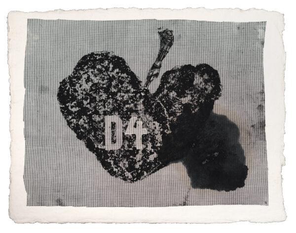 David Lynch, Untitled (C15), 2001