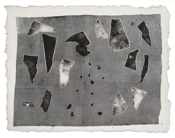 David Lynch, Untitled (C19), 2001