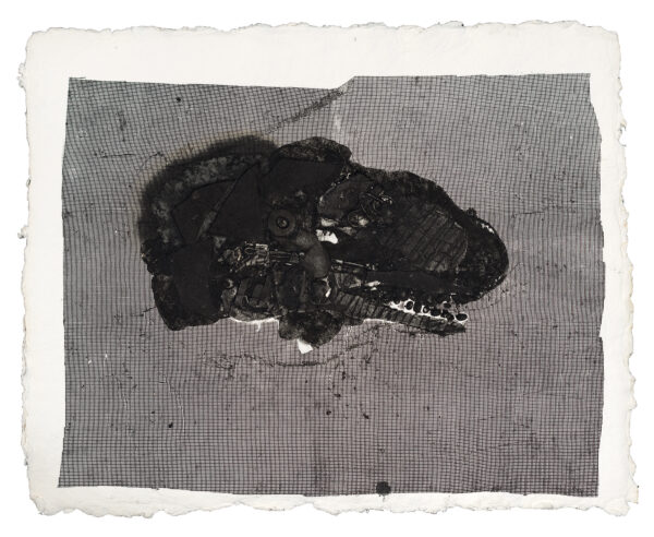 David Lynch, Untitled (C26), 2001