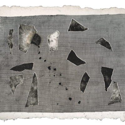 David Lynch, Untitled (C27), 2001