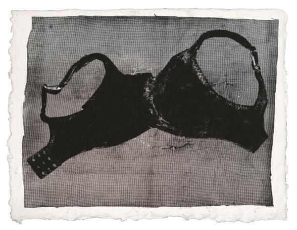 David Lynch, Untitled (C2), 2001
