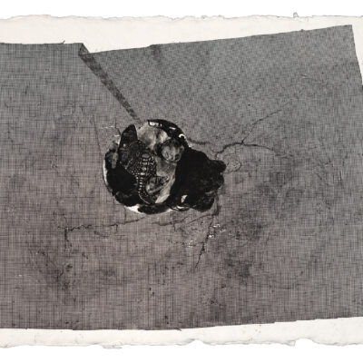 David Lynch, Untitled (C3), 2001