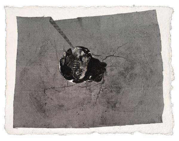 David Lynch, Untitled (C3), 2001