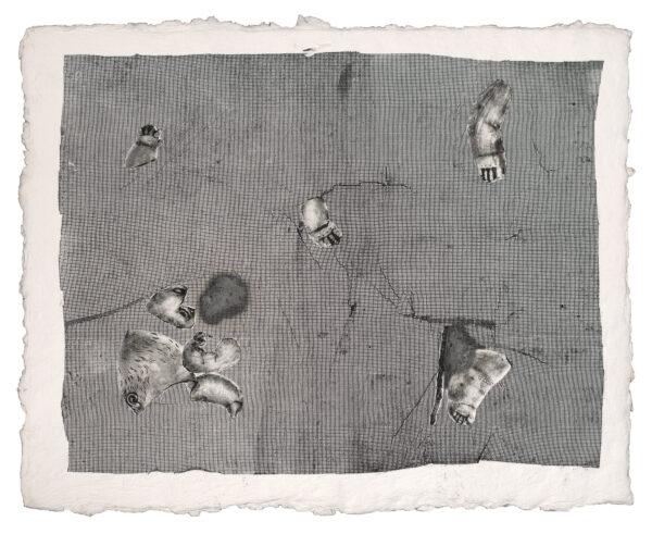 David Lynch, Untitled (C7), 2001