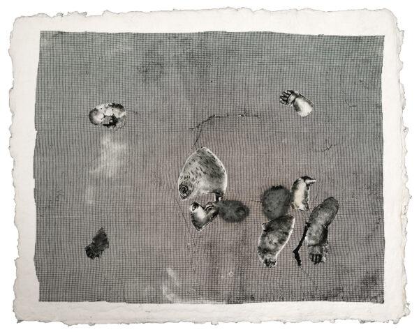 David Lynch, Untitled (C8), 2001