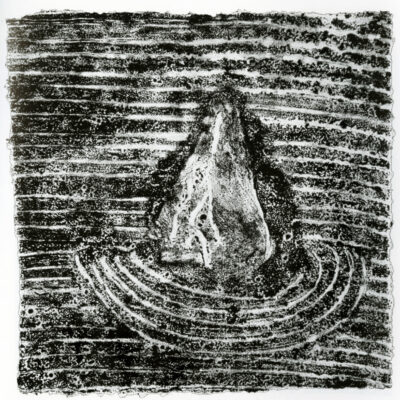 David Lynch, Untitled (1 dark), 1999