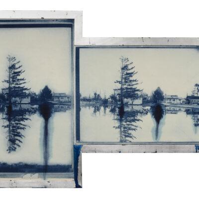 Judy Pfaff, End of the Rain (C), 2000