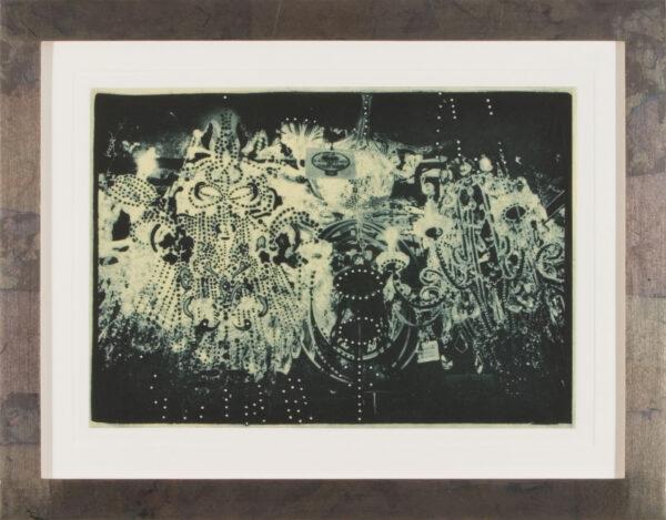 Judy Pfaff, Light or Half Dark, no. 01, 2005