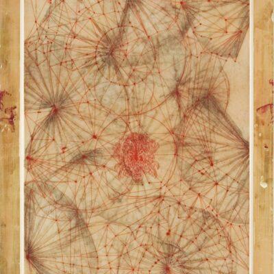 Judy Pfaff, Origami, 2005