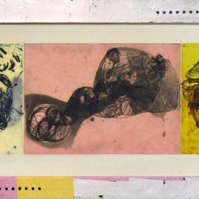 "Judy Pfaff, ""Ukbar, Ucbar, Ooqbar, Ookbar, Oukbahr"", 2002"