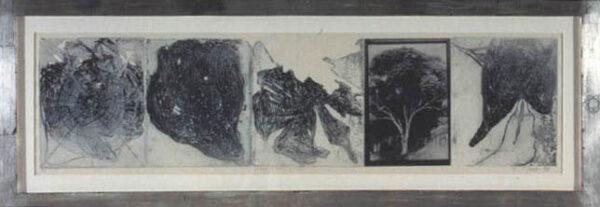 Judy Pfaff, When a Tree Falls, 1998