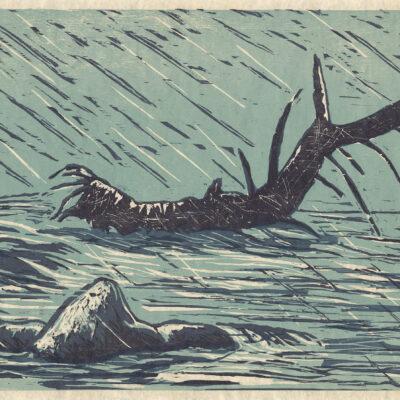 Richard Bosman, Flood, 1988