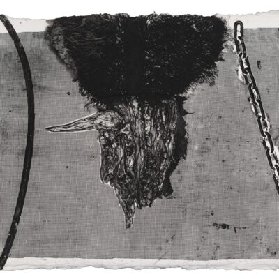 David Lynch, Untitled (A1), 2001