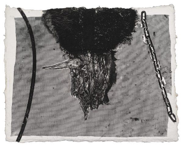David Lynch, Untitled (A1), 2001