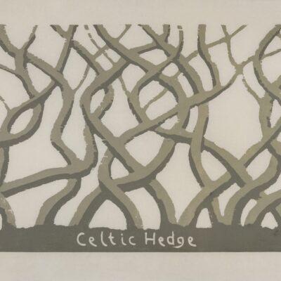 David Nash, Celtic Hedge, 1995