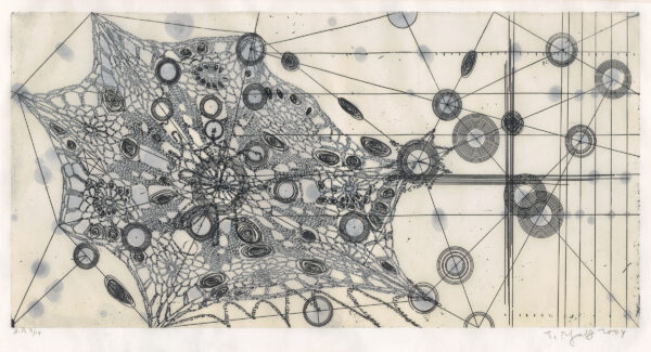 Judy Pfaff, Untitled (Milwaukee Print Club), 2004