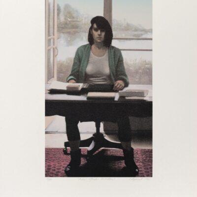 Carol Pylant, New York Writer, 1991