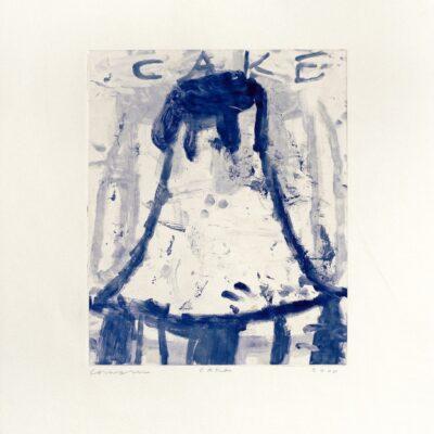 Gary Komarin, Cake, 2000