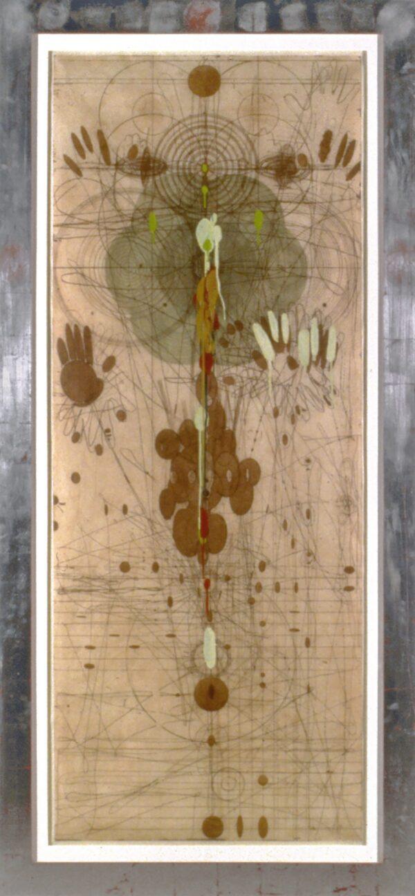 Judy Pfaff, The Mirror, 1998