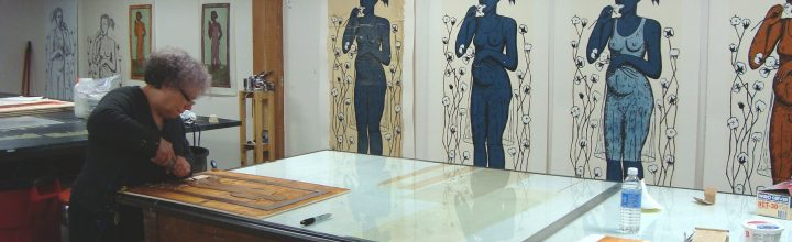 Watch: <em>Mirror Mirror: The Prints of Alison Saar</em> Keynote Lecture