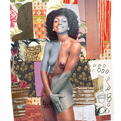 Mickalene Thomas, July 1977, 2019 (thumbnail)