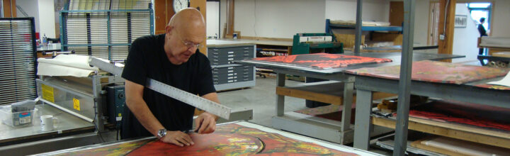 Watch: <em>Behind the Canvas</em> featuring Jim Dine