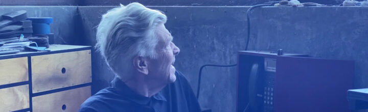 Watch: David Lynch's Weather Reports