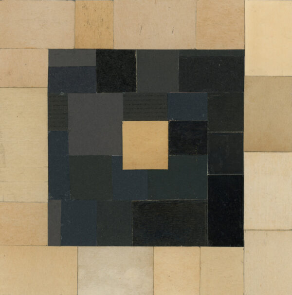 Andy Burgess, Malevich Redux, 2016