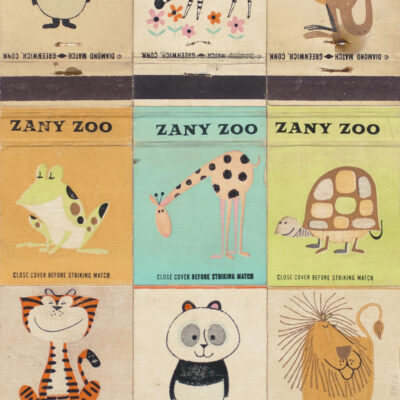 Andy Burgess, Zany Zoo II, 2016