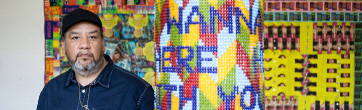 Congratulations to Jeffrey Gibson for being named a 2019 MacArthur Fellow!