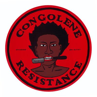 Alison Saar, Congolene Resistance, 2021